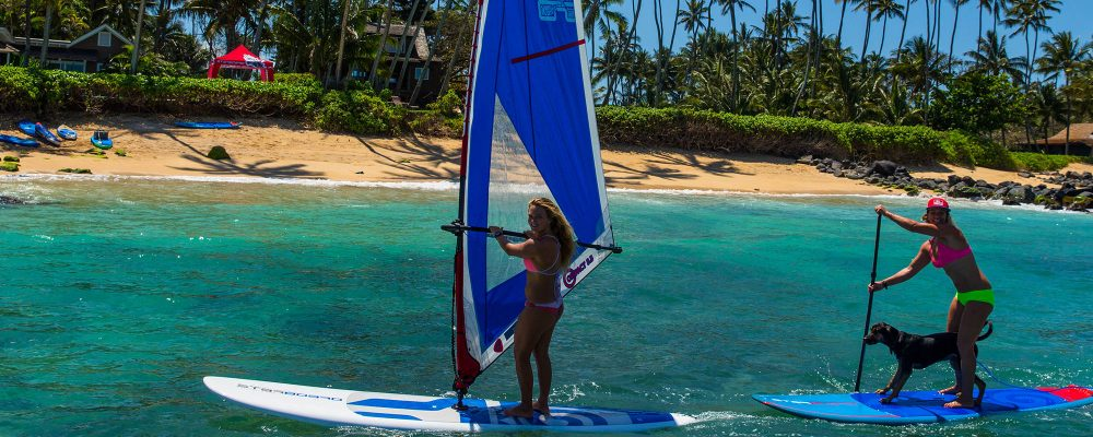 Stand Up Paddling / SUP